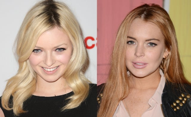 Report: Lindsay Lohan Tried to Put Kibosh on Francesca Eastwood's Birthday Party