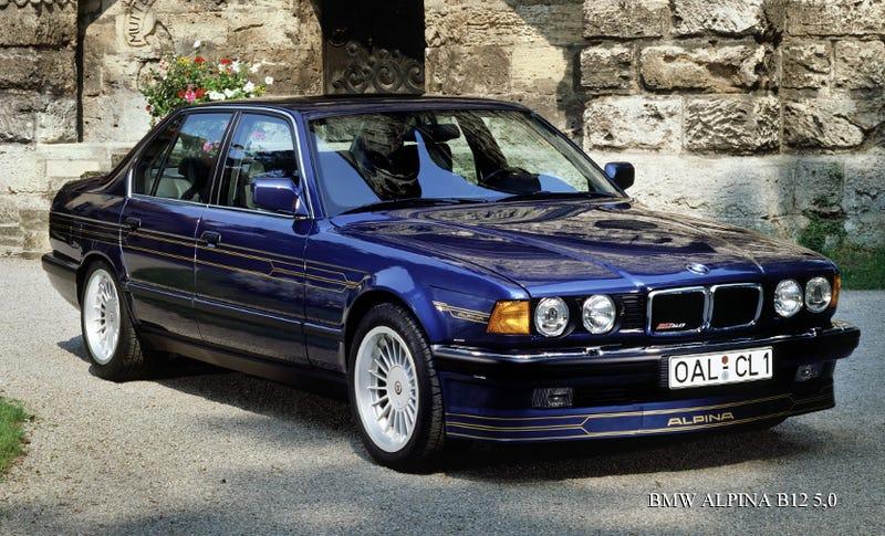 Have a Bavarian ton of E32s, E34s and E36s