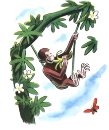 Q: Why Was Curious George Always On The Run?