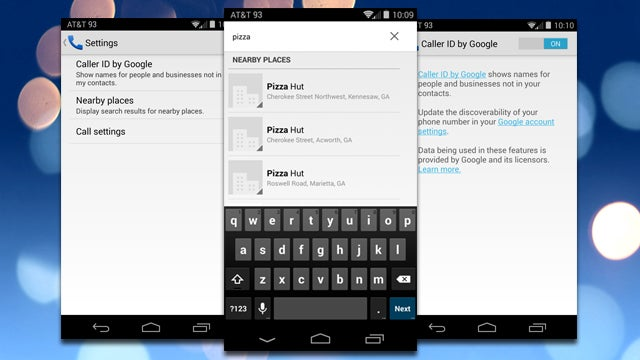 Unofficial Google Dialer Download Adds Smart Search to KitKat Phones