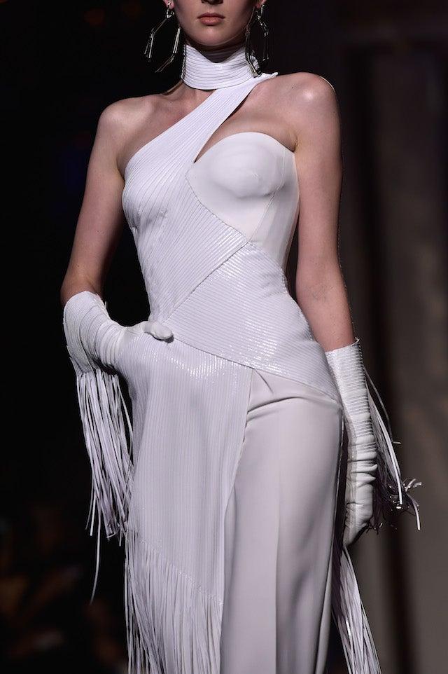 Versace Couture: For the Debutante-Slash-Dominatrix in You