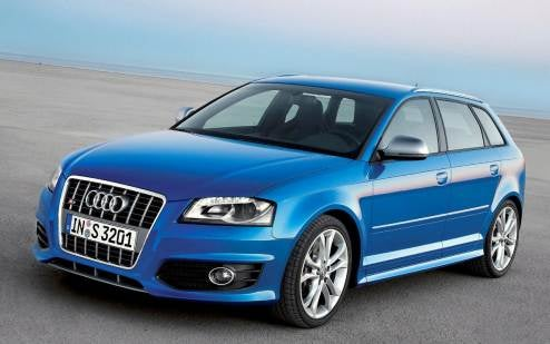 2009 Audi A3 Lineup Revealed