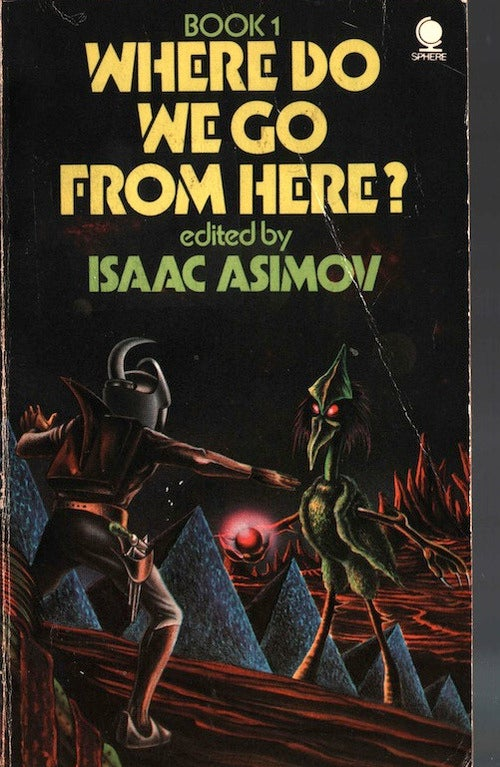"""Another round of SF book covers to make you ask, """"What were they thinking?"""""""