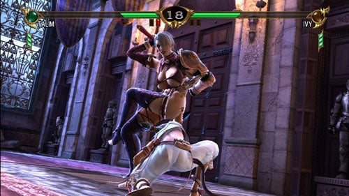 Frankenreview: SoulCalibur IV (Xbox 360)