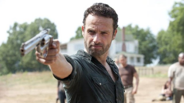 The mid-season finale of The Walking Dead was a Tears For Fears song (with zombies)