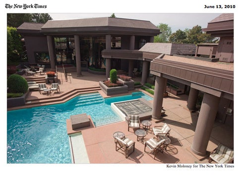 Denver Selling Off Awesome 'Miami Vice' Mayor's Mansion/Bachelor Pad