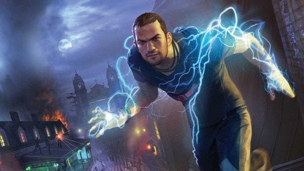 Infamous 2's New Look Makes an About Face