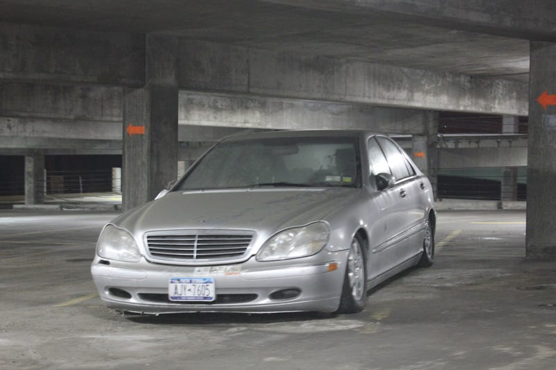 The Sorriest Mercedes S-Class You'll Ever See