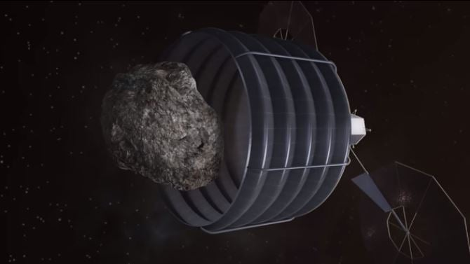 There are a lot of critics of NASA's Asteroid Redirect Mission