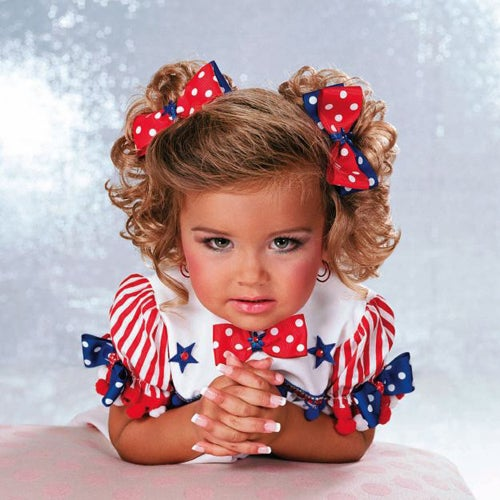 High Glitz: Exploring Child Pageants Through A Feminist Lens