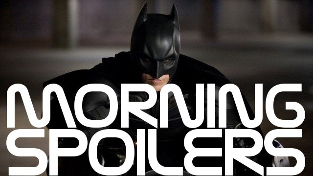 Christian Bale explains why Batman is an anarchist in The Dark Knight Rises!