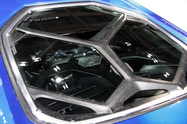 El nuevo Lamborghini Asterion es una bestia híbrida con 4 motores Psq1jv9pow0atbziqdsq