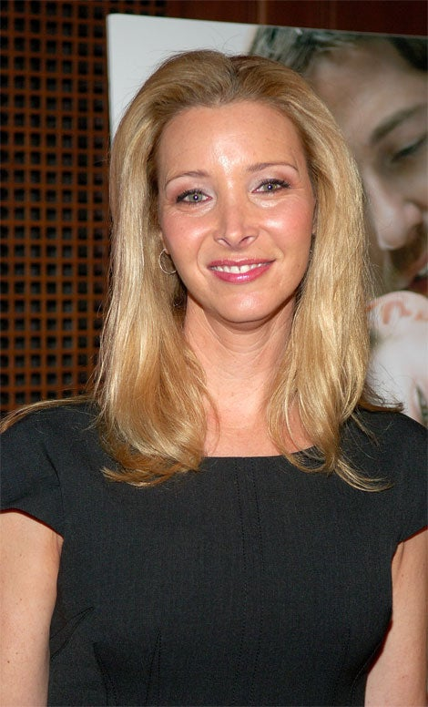 Phoebe Buffay Breaks Down, Gets The Botox?