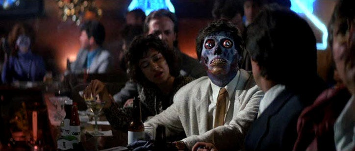 Jonathan Lethem psychoanalyzes They Live's Ghouls