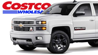 Costco Will Sell A 'Kirkland Signature' Chevy Silverado