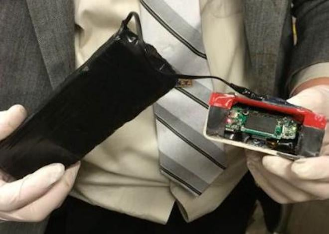 Credit Card-Reading Spy Camera Found in the NYC Subway