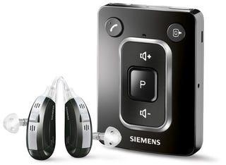 Siemens MiniTek Beams Music To Hearing Aids Over Bluetooth