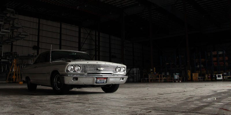 Classic cars meet classic roads on American Detours