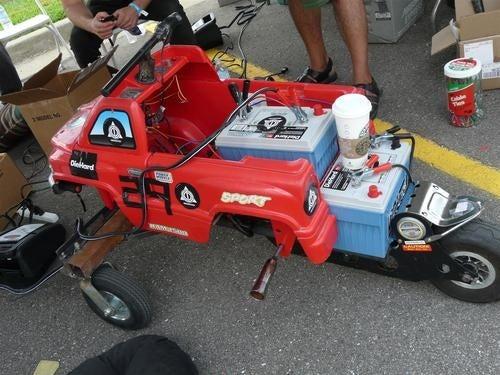 Power Racing Series