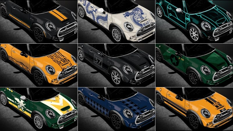 Mini Needs You To Decide Which Special Edition It's Going To Make Next