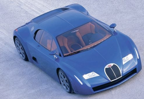 Bugatti Veyron Replacement Coming In 2012, Plans For Entry-Level Model Scrapped