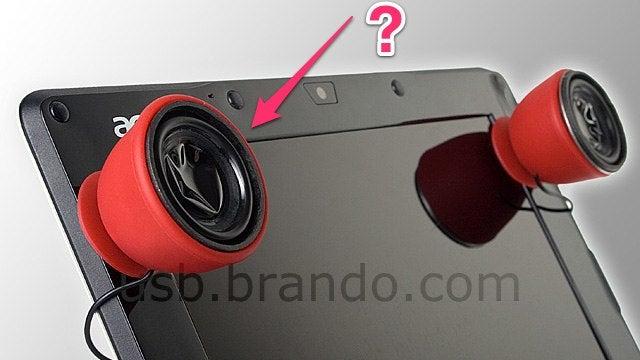 These Brand New Portable Speakers Look Broken
