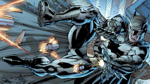 We have a very spoilery discussion about Justice League with Geoff Johns and Jim Lee