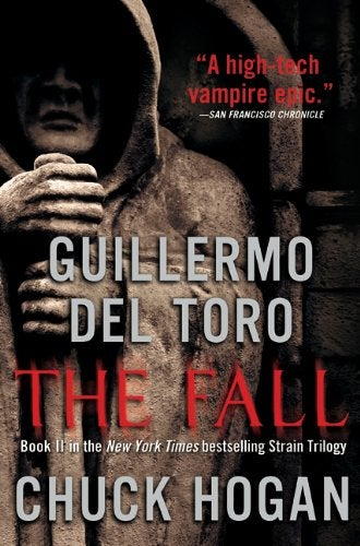 "Get into Guillermo Del Toro's vampire series with this excerpt from ""The Fall"""