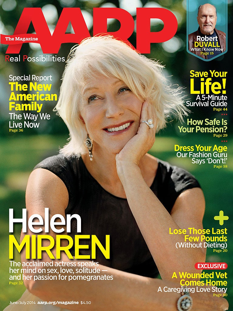 Helen Mirren on Not-Motherhood: 'I Never Felt the Need for a Child'