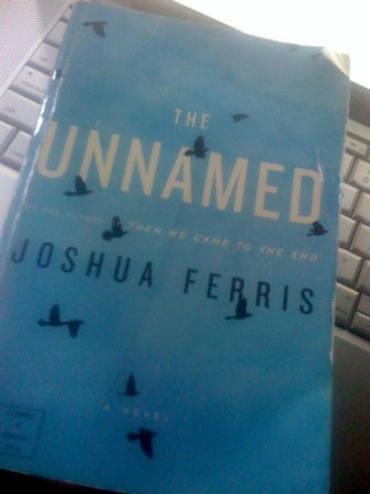Gawker's 'Status Galley' Book Club: Joshua Ferris' The Unnamed
