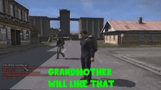 Creepy Little Girl Terrorizes <i>DayZ</i>