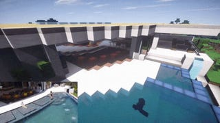 Of Course Someone Made Notch's $70 Million Mansion In <i>Minecraft</i>