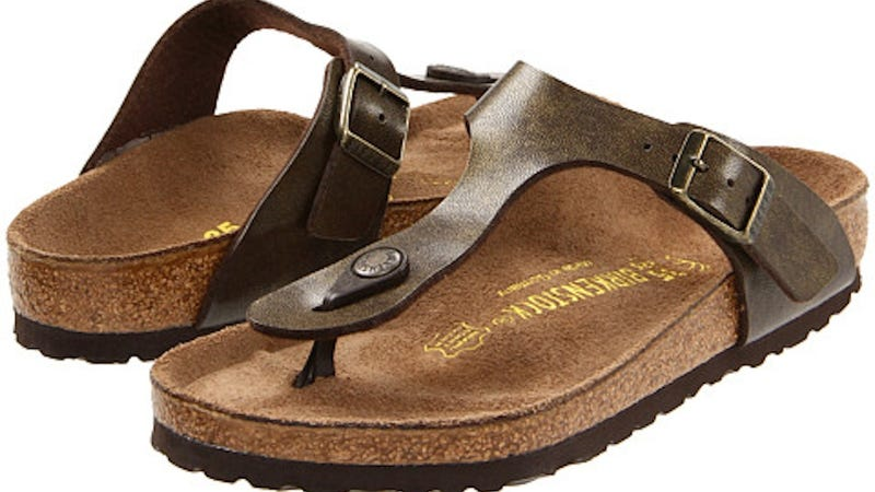 The Ugly Sandal Is King. Long Live the Ugly Sandal!