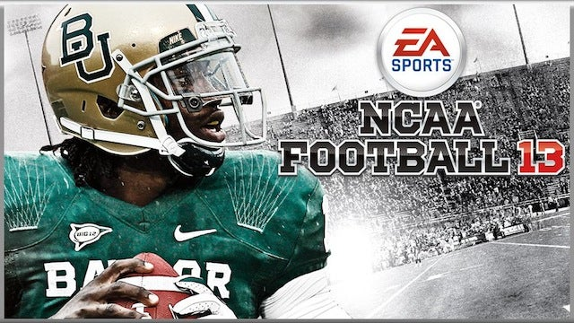 Heisman Winner Robert Griffin III Earns NCAA Football 13 Cover