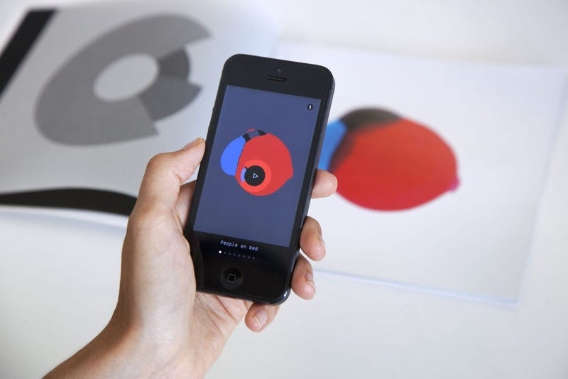 This Musical iPhone App Uses Your Phone's Camera to Remix Tunes