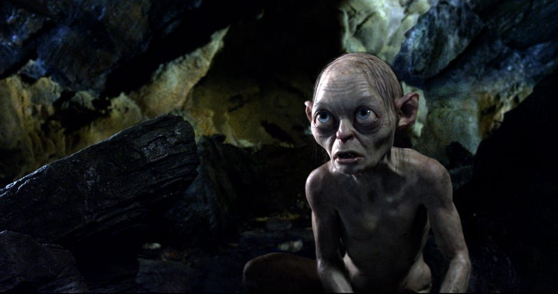 Why good bests evil in Middle Earth: Evil has a Vitamin D deficiency