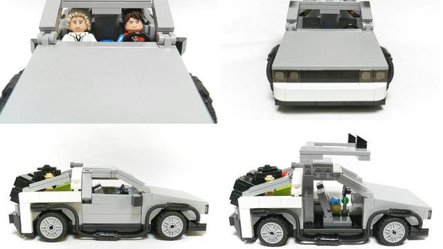 Please Help Make These Awesome Lego Fantasies Come True