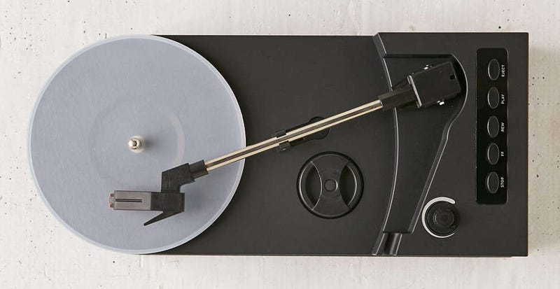 We Just Reached Peak Urban Outfitters With a Cassette-Playing Turntable