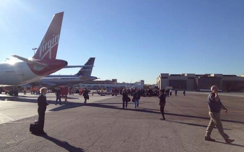 TSA Agent Killed in Shooting at Los Angeles International Airport