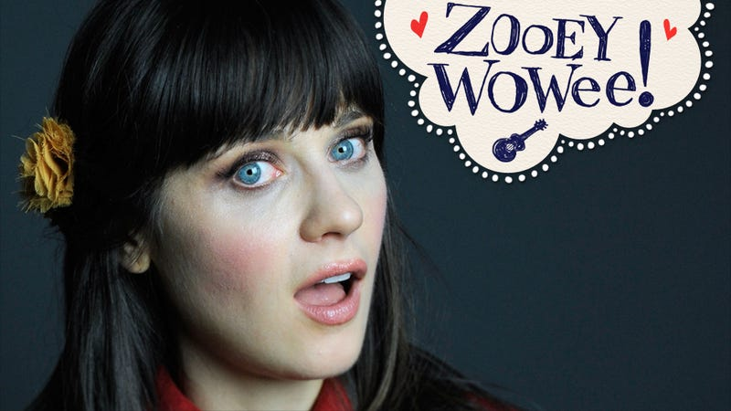 Zooey Deschanel to Sing Songs