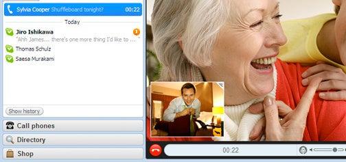 Skype 4.0 Finalizes Video Chat, Bandwidth Improvements