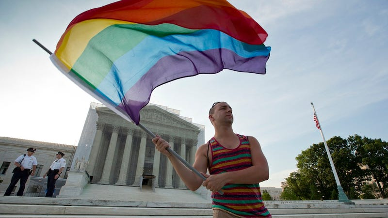 A Big Day for Gay: Supreme Court Strikes Down DOMA and Prop. 8