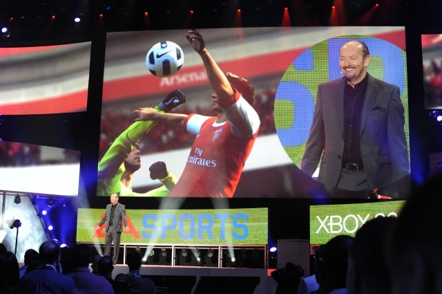 EA Sports to Offer Kinect Support with FIFA, Madden, Tiger Woods