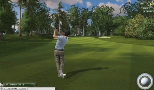 Tiger Woods Confirmed for Console Release as EA Opens Online Beta