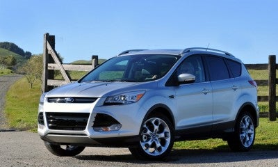Guys, ask me questions about the 2014 Escape.