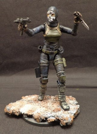 call of duty ghosts custom action figures