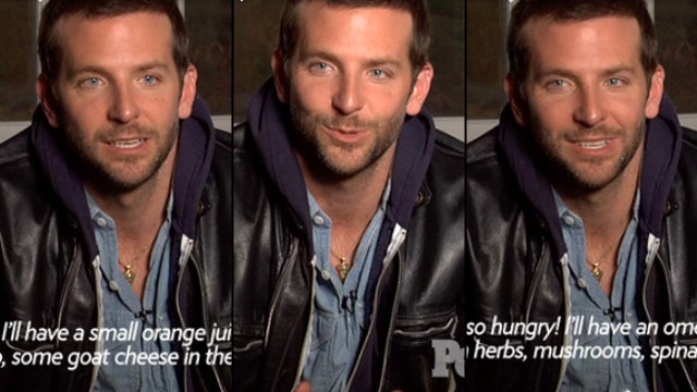 French Lessons With Bradley Cooper