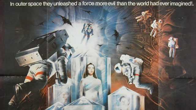 Lifeforce: a film that satisfies all of your naked space vampire needs