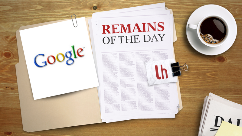 Remains of the Day: Google Now Update Adds Real-Time Package Tracking Card