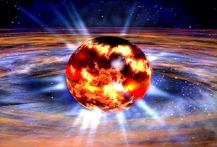 What would a teaspoonful of neutron star do to you?